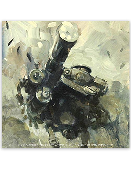Complete World War Robot HC by Ashley Wood, TP Louise
