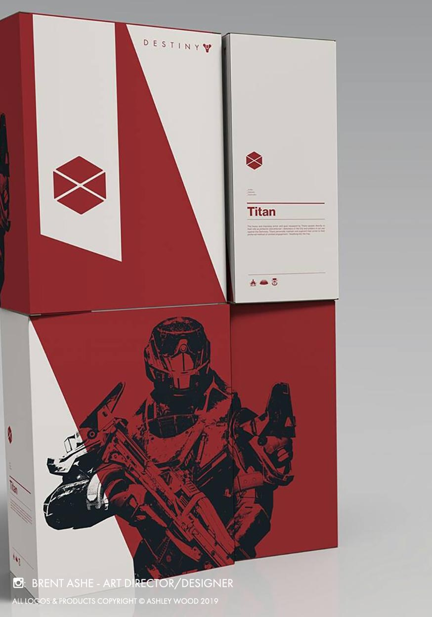 Destiny Titan Retail Edition