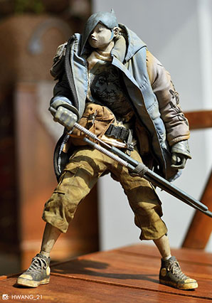Seven Bones TK Kyoku - POP - Ashley Wood