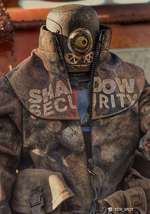 Ankou Sentry Shadow Security - AK - Ashley Wood