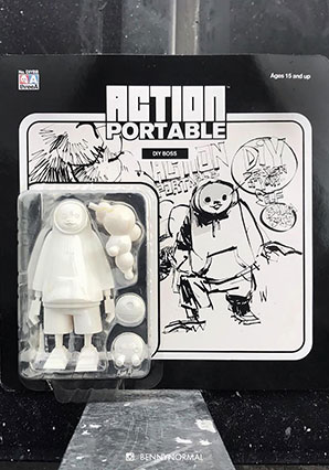 Action Portable Bamba Boss DIY -  - Ashley Wood
