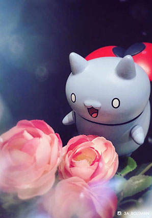 Bravest Warriors Catbug by Ashley Wood, 3A Toys