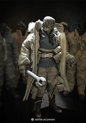 Cold Merde AP - AK - Ashley Wood
