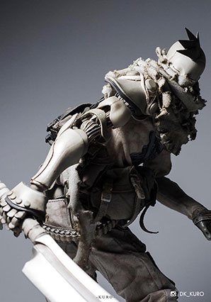 TK Furue Interloper - POP - Ashley Wood