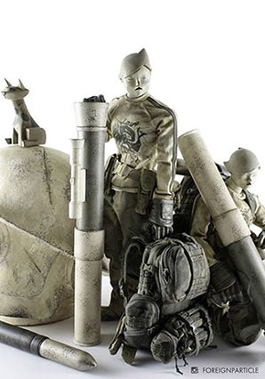 Interloper Heavy IH001 - TK - Ashley Wood
