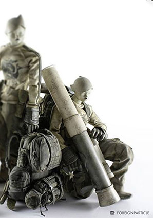 Interloper Heavy IH002 - TK - Ashley Wood