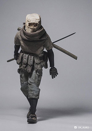 Underverse Ninja TK Dark - POP - Ashley Wood