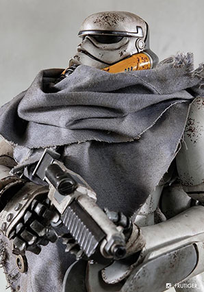 Showa TK Trooper V2 - Arid Patrol -  - Ashley Wood