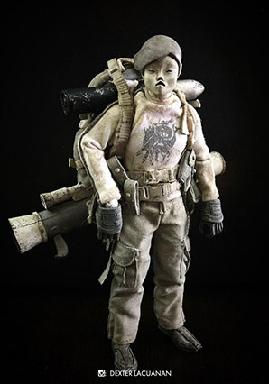 TK Heavy Interheavy AP -  - Ashley Wood