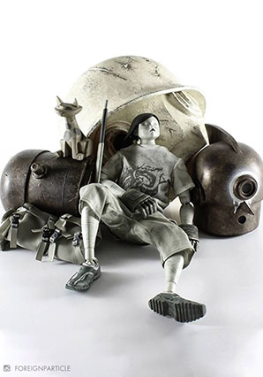 TK Interloper - TK - Ashley Wood