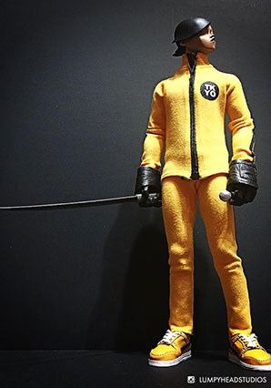 Yellow Hornets by Ashley Wood, 3A Toys