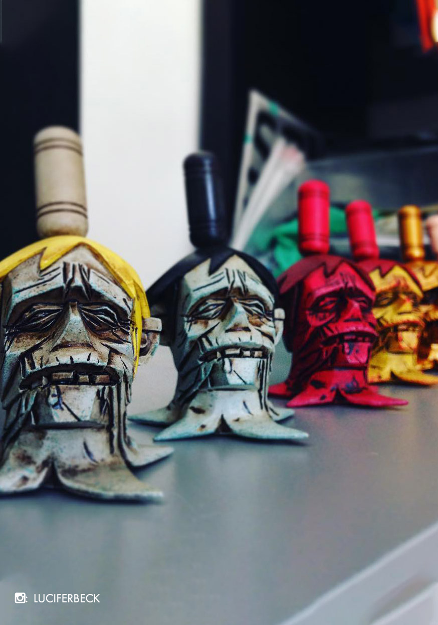 Zombacle-Assortment 9 Pack