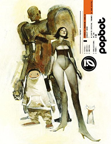 Popbot Collection by Ashley Wood, Sam Keith