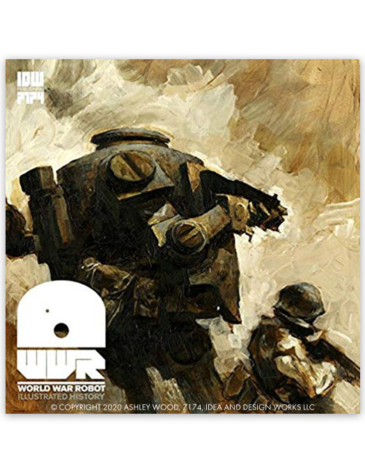 WWR SC Edition by Ashley Wood, TP Louise