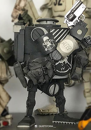 SOTF 13th Cavalry Bramble MK2 - WWRp - Ashley Wood