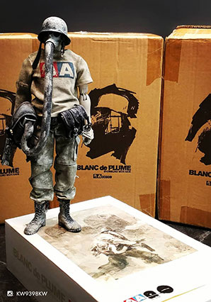 Blanc de Plume - WWR - Ashley Wood