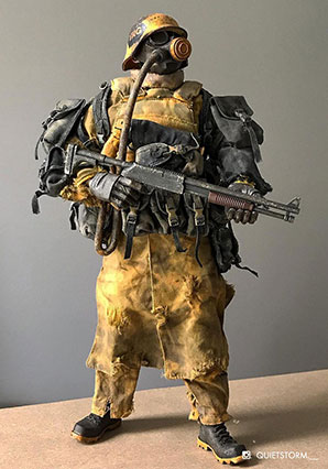 EMGY TRG Trooper - WWR - Ashley Wood
