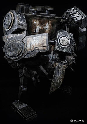 Heavy Bramble NOM Nightwatch - WWR - Ashley Wood