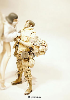 SOTF Rothchild Snow Mechanic Ross - WWR - Ashley Wood